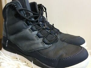 """THE NORTH FACE Edgewood 7"""" inch High Rise Hiking Boots Size UK 10 EUR 44.5"""