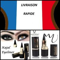 Miss Rose Kajal Khol Eyeliner Maquillage
