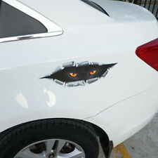 3D Peeking Car Van Bumper Car SUV Door Window Vinyl Sticker Decal Accessories G