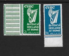 """1953 Ireland """"An Tostal"""" SG154-155 mounted mint"""