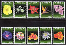 $Aruba Sc#430a-j M/NH/VF, complete set, Cv. $22.50