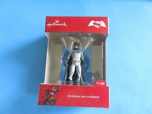"Hallmark ""Batman"" Christmas Ornament; NIB"