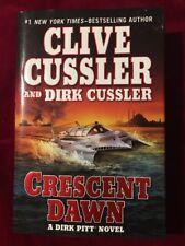 Crescent Dawn (Dirk Pitt Adventure) by Clive Cussler, Dirk Cussler