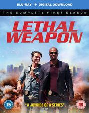 Lethal Weapon Season 1 Blu-Ray NEW BLU-RAY (1000637451)