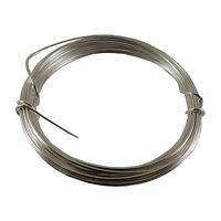 Beadsmith German Silver Wire Bead Copper Core 14-28 gauge