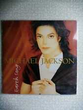 MICHAEL JACKSON – EARTH SONG – CD SINGLE 2 TRACKS CARD SLEEVE  – NEW!