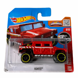 Hot Wheels Humvee - HW Offroad - Short card - Combined Postage Available