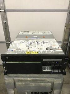 IBM 8205-E6C Power 740 Express Server 3.55GHz 8Core POWER7 PowerVM Enterprise