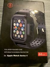 44mm Apple IWatch Case series 4 W/ Screen Protector.  free Shipping