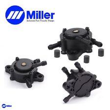 MILLER INDUSTRIAL FUEL PUMP GENERATOR WELDER ENGINE