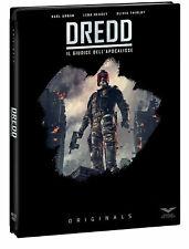DREDD - IL GIUDICE DELL'APOCALISSE  BLU-RAY+DVD