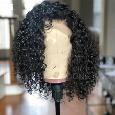 Water Wave Curly European Human Hair Wig Short Bob Lace Front Wig 100% Remy Hair