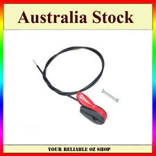 Throttle Control Switch Lever Cable for Petrol Masport Rover Lawnmowers Engine