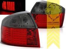 LED Rückleuchten Heckleuchten für Audi A4 B6 8E Limousine rot schwarz