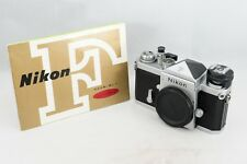 [RARE] Nikon F Eye Level 35mm Film SLR Camera Body  from JAPAN