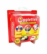 Egglettes Egg Poaching Silicone Cup, 4-Cups