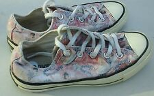 Chuck Taylor Converse All Stars Low Bathing Beauty Sneakers Shoes Women's 6