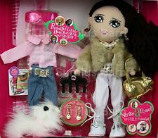 Sam Doll, TIM This is Me, Deluxe Set, 2 Outfits, Earrings, Accessories, Pet