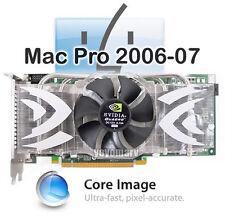 NVIDIA Quadro FX 4500 PCIe 512MB video card  Apple Mac Pro 2006-07 CAD graphics