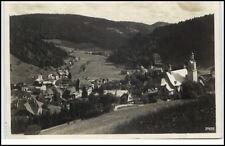 Todtmoos Schwarzwald alte AK Postkarte 1932 gelaufen Gesamtansicht Totale