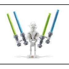 ☆NEW☆ Lego Star Wars General Grievous & 4 Lightsabers!