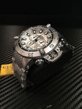 Invicta Men's 1894 Subaqua Nomo III Chronograph Stainless Steel Watch AWESOME!!