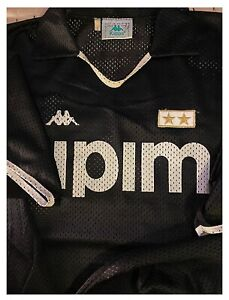 Very rare Shirt Juventus 91/92 Black #16 (Genuine / NO IMITAZIONE)