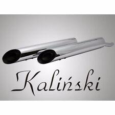 KALINSKI Exhaust Silencer Suzuki Intruder M800 VL 800 Volusia Boulevard C50 10-