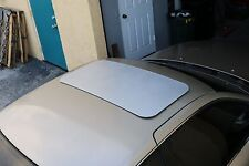 LRB Speed Aluminum Sunroof Delete Panel - Fits: Lexus SC300/SC400 Toyota Soarer