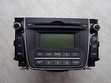 Autoradio Stereo CD MP3 Display 96170-A6200GU Hyundai I30 1,4CRDI Bj.2012 HA69