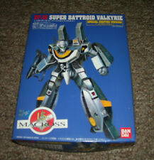 Macross 15th Ann 1/100 VF-1S Super Battroid Valkyrie Special Coating Ed Bandai