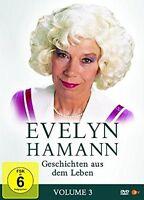EVELYN HAMANN - GESCHICHTEN AUS DEM LEBEN - VOL.3 (AMARAY)  3 DVD NEU