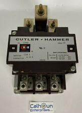 CUTLER HAMMER C32KN3 CONTACTOR 200 AMP 600V 3 PHASE 110-120V COIL C1 *WARRANTY**