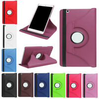 Folding Folio Stand 360 Rotating Protective Case Cover For Huawei MediaPad M2 M3