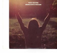 (FT225) Foxx On Fire, March Into The Sun - 2011 DJ CD