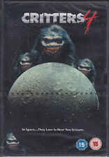 Critters 4  New & Sealed UK R2 DVD