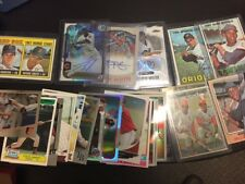 AMAZING 50 MLB BASEBALL CARD LOT- GUARANTEED RC's, AUTO'D- Made just for you