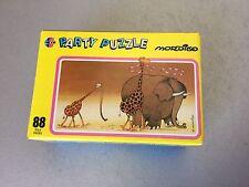 Vintage 80S#puzzle party Heye  Mordillo 88 Pz.  Jigsaw#Nib rare Nobody's Perfect
