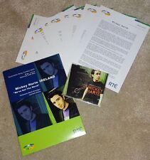 Eurovision Song Contest 2003 Ireland Mickey Harte We've got the world promopack