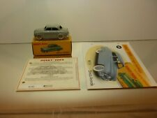 DINKY TOYS ATLAS 24U SIMCA 9 ARONDE - GREY 1:43 - EXCELLENT IN BOX