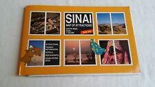 Carte Plan Maps du SINAI