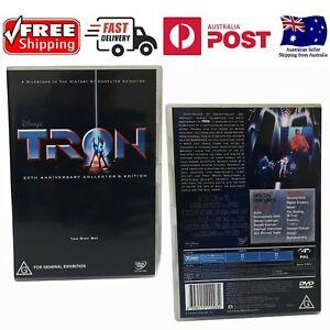 Tron: 20th Anniversary Collector's Edition - Genuine Region 4 DVD 1982 Disney