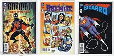 BATMAN BEYOND, BAT-MITE, BIZZARO #1's DC-YOU MIXED LOT  1ST PRINTs NM NEW