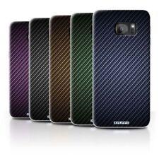 Cover e custodie opaco modello Per Samsung Galaxy S7 edge in plastica per cellulari e palmari