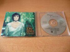 Single CD Enya - May it be - 2001 + Bonus CD Watermark