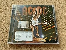 AC/DC - Stiff Upper Lip (2000) VERY RARE Double CD 2CD Bonus Disc Live