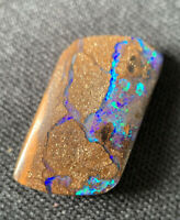 Fully Polished 1.59cts Ethiopian Welo Solid Opal