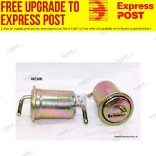 Wesfil Fuel Filter WZ306 fits Mazda 626 2.0 i Turbo (GC)