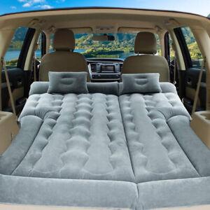 SAYGOGO SUV Air Mattress Camping Bed Cushion Pillow - Inflatable With Air Pump
