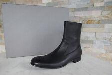 Alexander Mcqueen Stiefel Stiefeletten Gr 41 Schuhe schwarz NEU ehem. UVP 785 €